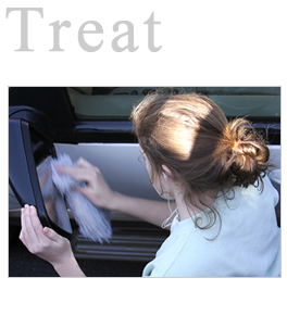 Treat your car